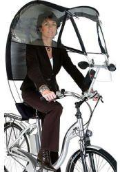 自転車の雨対策の部品・用品