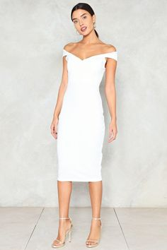 Off the shoulder white cocktail dress White Off Shoulder Dress, Off Shoulder Dresses, Dress Outfits, Fashion Dresses, Winter Formal Dresses, Formal Wear, Homecoming Dresses, Wedding Dresses, Bridesmaid Dresses
