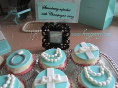 Fizzy Party: Breakfast at Tiffany's Birthday Party