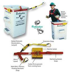 Arborist and Lineman Safety Equipment