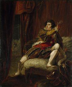 Depiction of actor John Philip Kemble (1757-1823) as Richard III