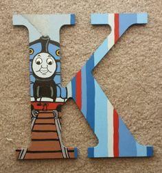 Thomas the Train Letter