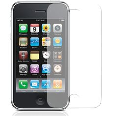 New Case - Clear LCD Screen Protector for Apple iPhone 3G and 3GS, $4.95 (http://www.newcase.com.au/clear-lcd-screen-protector-for-apple-iphone-3g-and-3gs/)