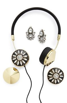 Frends x BaubleBar 'Layla' Headphones available at #Nordstrom