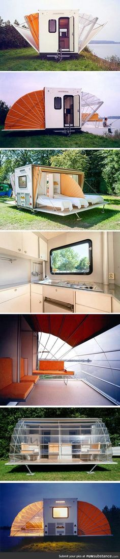 Funny pictures about Not A Regular Camper. Oh, and cool pics about Not A Regular Camper. Also, Not A Regular Camper photos. Camping Ideas, Camping Glamping, Camping Life, Camping Hacks, Lake Camping, Trailer Casa, Kombi Trailer, Camper Trailers, Boat Trailer