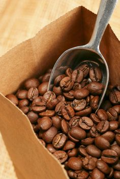 coffee beans - one of my favorite things