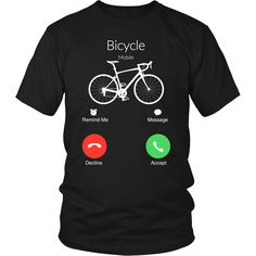 Summer funny my MTB mobile calls ride short sleeves mountain bike Lovers t-shirt Cycling shorts t-shirt gift t-shirt Suits Cycling T Shirts, Bike Shirts, Gym Shirts, Cool Shirts, Funny Shirts, Shirt Print Design, Shirt Designs, Design Kaos, Bicycle Tattoo