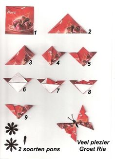 Origami for Everyone – From Beginner to Advanced – DIY Fan Origami Star Box, Origami Fish, Origami Butterfly, Origami Folding, Origami Stars, Origami Flowers Tutorial, Origami Instructions, Fabric Origami, Origami Paper