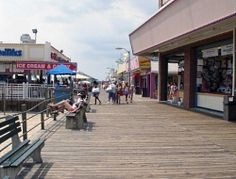 Point Pleasant, NJ - Going since I was a kid and still love it!
