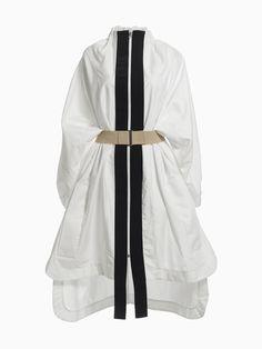 White Coat With Black Stripes Minimal Fashion, Grunge Fashion, Hana, Black Stripes, Duster Coat, Bomber Jacket, Spring Summer, Jackets, Style