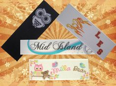 Hey, I found this really awesome Etsy listing at https://www.etsy.com/listing/72028331/grosgrain-sew-in-labels-custom-printed