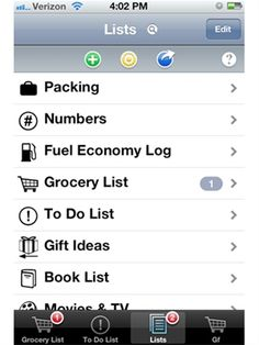 Best Organizational Apps for iPhone