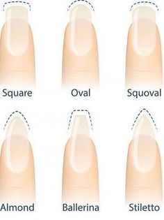 How to wear ballerina nails - Glamour.it How to wear ballerina nails . - How to wear ballerina nails – Glamour.it How to wear ballerina nails – Glamour. Almond Acrylic Nails, Summer Acrylic Nails, Best Acrylic Nails, Spring Nails, Cute Nails, Pretty Nails, Hair And Nails, My Nails, Long Nails