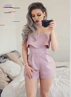 Cómo combinar los Rompers para este verano - El Cómo de las Cosas Like4like, Rompers, Outfits, Makeup, Dresses, Quito, Ecuador, Bella, Fashion