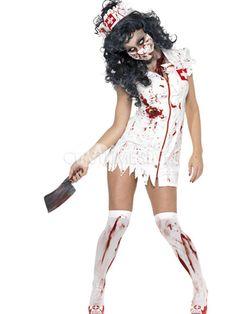 Zombie École Costume Garçon Uniforme Halloween Effrayant Evil Dead Fancy Dress
