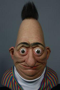 disturbing pictures | Disturbing Silicone Bert from Bert and Ernie (7 pics) - Izismile.com