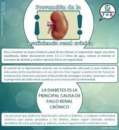 Prevención de la insuficiencia renal crónica.
