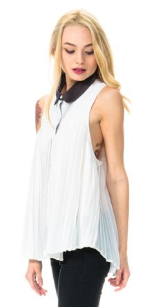 ccf2ba64fb32b 46 Best Sleeveless shirt images