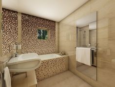 Imagini pentru amenajare baie Alcove, Bathtub, Interior Design, Bathroom, Model, Home Decor, Standing Bath, Nest Design, Washroom