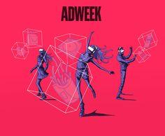 Adweek on Behance