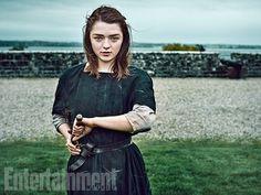 'Game of Thrones' Maisie Williams as Arya Stark | EW.com