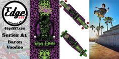 Baron Voodoo Skateboard Design