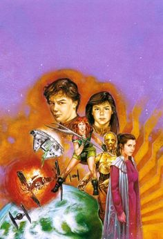Cover art for 'Young Jedi Knights: The Lost Ones'
