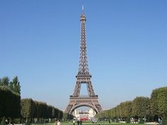 Euroclub Schools. - The Eiffel Tower