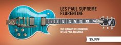 Les Paul Supreme Florentine