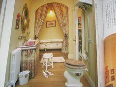 Bathroom for Miss Marple