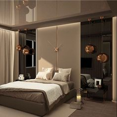 Up in Arms About Luxury Interior Ideas Bedroom Decor Inspirations? Get the Scoop on Luxury Interior Ideas Bedroom Decor Inspirations Before You're Too Late - homeuntold Modern Luxury Bedroom, Luxury Bedroom Furniture, Master Bedroom Interior, Luxury Bedroom Design, Home Room Design, Master Bedroom Design, Contemporary Bedroom, Luxurious Bedrooms, Home Interior