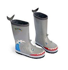 Kidorable™ Boys' Shark Rainboots