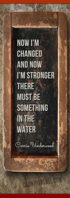 New quotes lyrics country songs carrie underwood 26 Ideas Country Music Quotes, Country Music Lyrics, Country Music Videos, Country Songs, Country Life, Country Girls, Carrie Underwood Quotes, Song Lyric Quotes, New Quotes