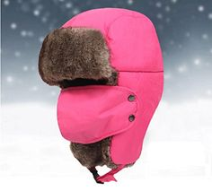 Global tesco 2015 new autumn and winter outdoor skiing hat ear hat thicker warm cap hat Rose -- Check out this great product.(This is an Amazon affiliate link and I receive a commission for the sales)