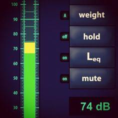 #Autogrill #noise #level