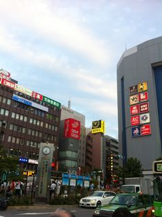 高田馬場駅 (Takadanobaba Sta.) in 東京, 東京都