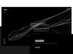 New personal Website! by Cris Labno