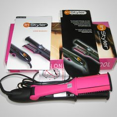 The best styling tool ever! My In-Styler! Love it!!