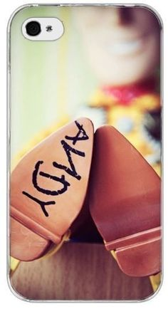 This phone case is soo cute! Perfect if your called Andy too! www.casemad.com #toystory #phonecase