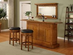 small home bars ideas | photograph above, is part of Choosing the Right Bar Furniture for Home ...