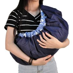Newborn Wrap Baby Carrier Sling Multifunctional Durable Pouch Bag Infant Organic Basket High Quality Cotton Backpack