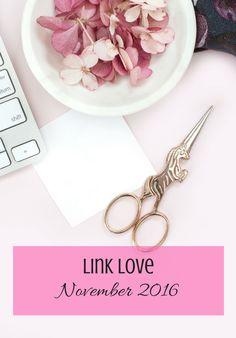 Link Love 11/11