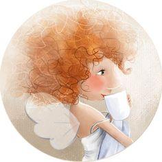 Morning Coffee Fairy | Fairies & Co