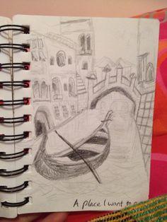 Venice Venice, Drawings, Sketch, Portrait, Drawing, Resim, Paintings, Doodle