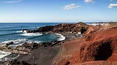 Seascape, El Golfo, Lanzarote, Canary Islands by pas le matin, via Flickr
