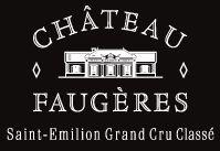Château Faugères  uiterst moderne technologie + chai door architect mario botta