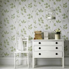 "Found it at Wayfair - Element 33' x 20"" Floral and Botanical Wallpaper"