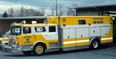 Lower Swarta FD , Mack CF Rescue