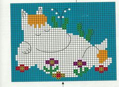 Bilderesultat for moomin knitting pattern Cross Stitching, Cross Stitch Embroidery, Cross Stitch Patterns, Knitting Charts, Knitting Patterns, Beading Patterns, Embroidery Patterns, Tapestry Crochet Patterns, Cute Cross Stitch
