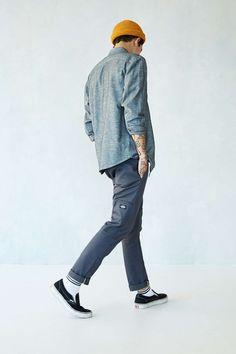Dickies Skinny Straight Work Pant